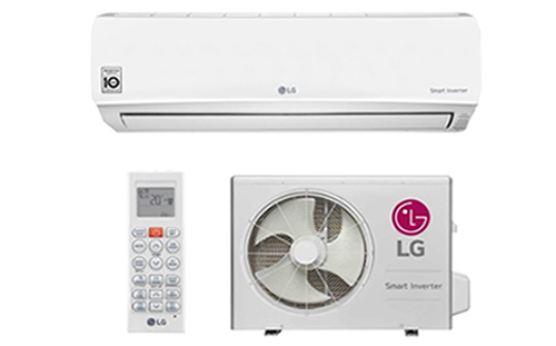 Ar Condicionado Split Inverter 22000 BTUs LG Smart Inverter Quente/Frio